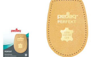 Подпяточник Pedag Perfect 133 (6 мм) корректирующий