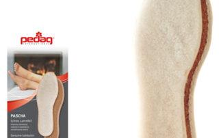 Ортопедическая стелька Pedag Pascha 130 зимняя